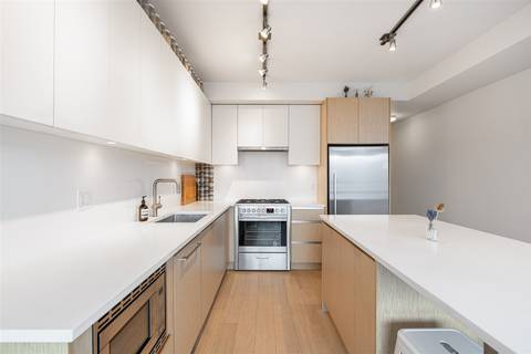 Condo for sale at 2141 Hastings St E Unit 212 Vancouver British Columbia - MLS: R2433041