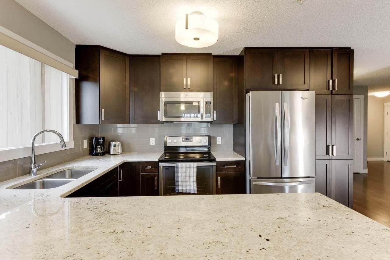 Condo for sale at 2207 44 Av NW Unit 212 Edmonton Alberta - MLS: E4203675