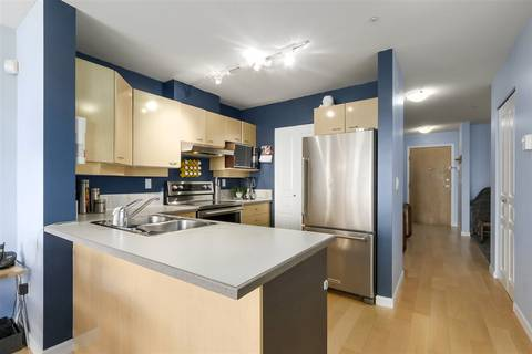 Condo for sale at 2288 Marstrand Ave Unit 212 Vancouver British Columbia - MLS: R2416792