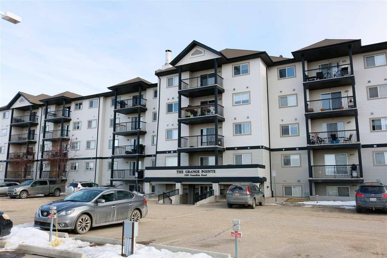 Condo for sale at 2430 Guardian Rd Nw Unit 212 Edmonton Alberta - MLS: E4191210