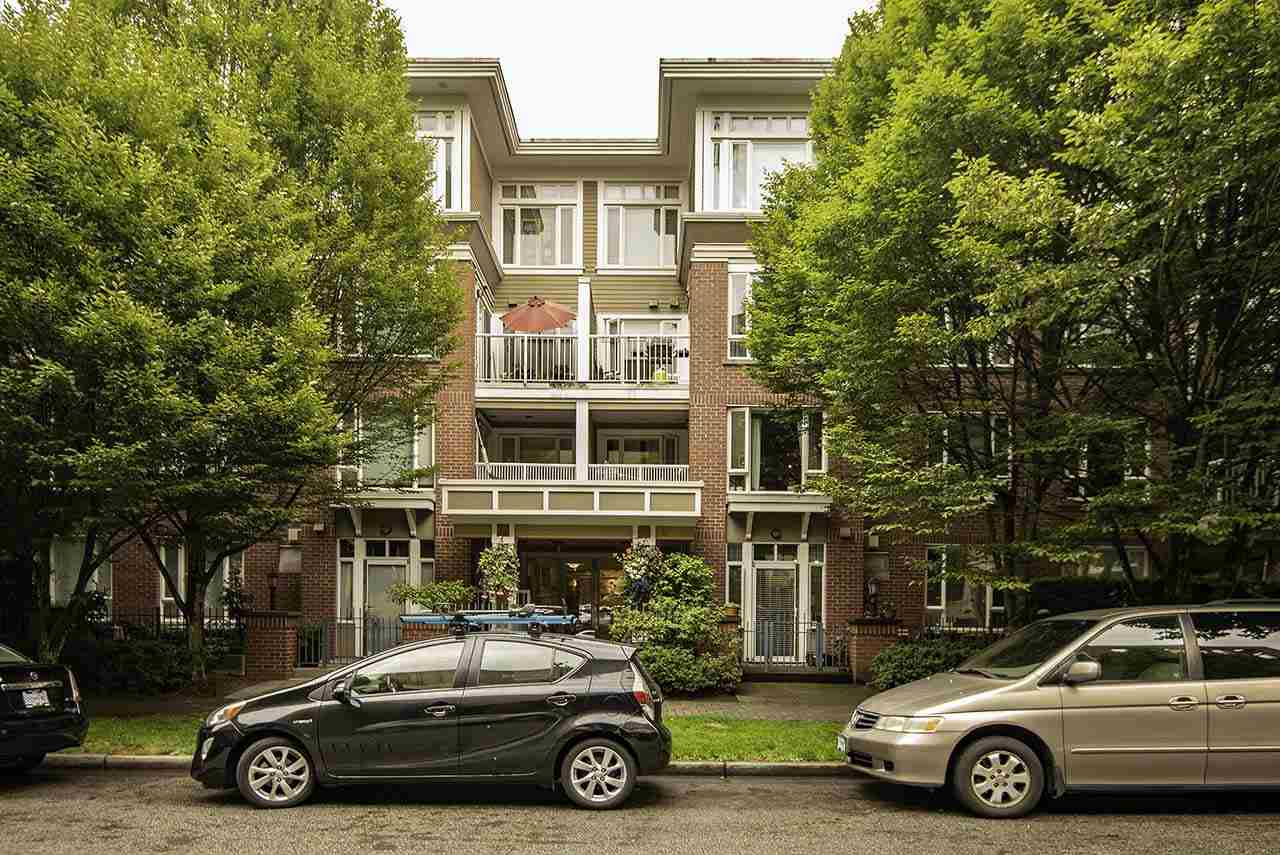 Buliding: 2628 Yew Street, Vancouver, BC