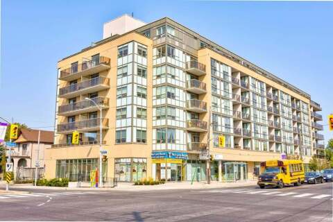 Home for rent at 3520 Danforth Ave Unit 212 Toronto Ontario - MLS: E4925921