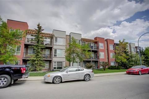 Condo for sale at 3600 15a St Southwest Unit 212 Calgary Alberta - MLS: C4274460