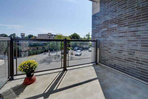 Condo for sale at 383 Main St Unit 212 Milton Ontario - MLS: W4584352