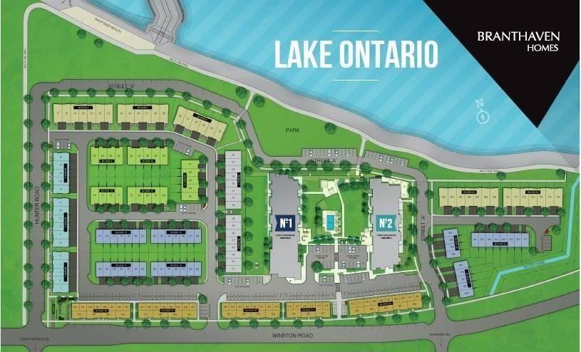 Condo for sale at 40 Esplanade Ln Unit 212 Grimsby Ontario - MLS: H4057922