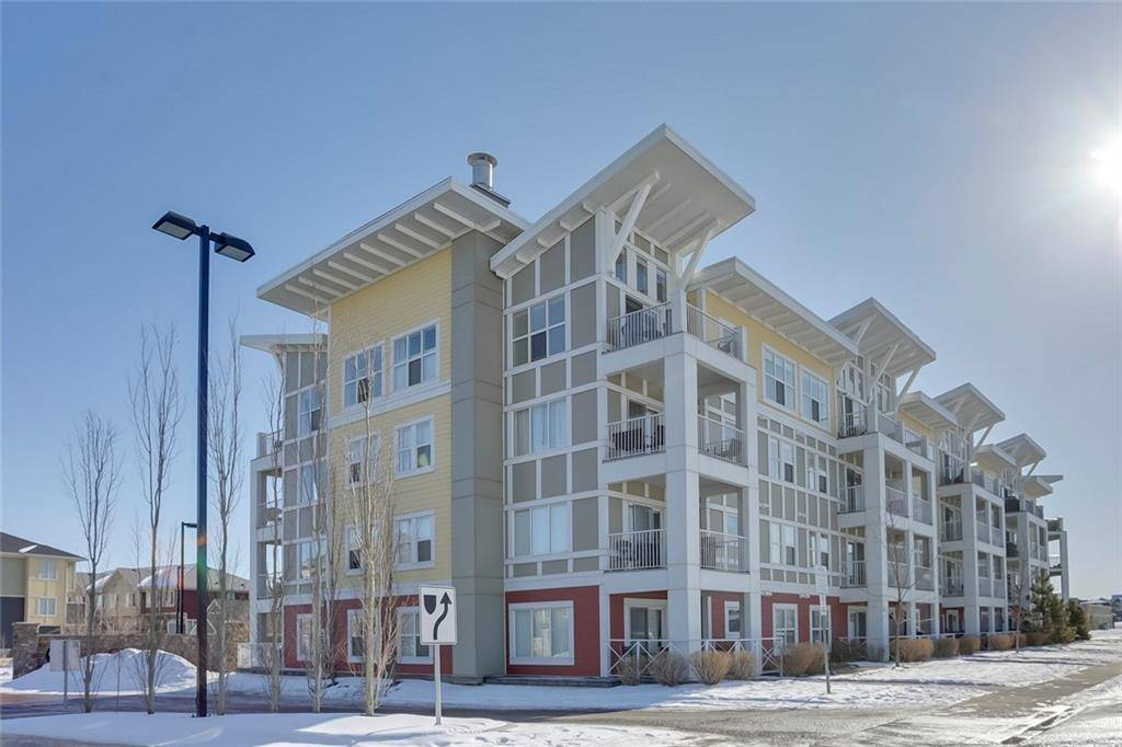 Condo for sale at 402 Marquis Ln Se Unit 212 Mahogany, Calgary Alberta - MLS: C4286281