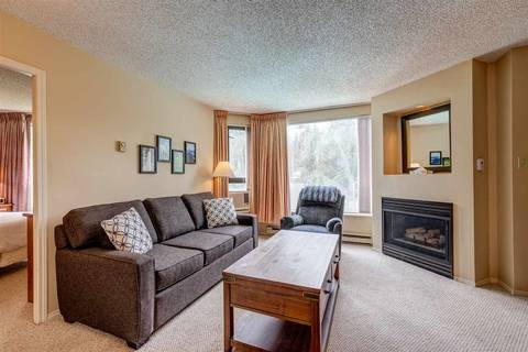 Condo for sale at 4809 Spearhead Dr Unit 212 Whistler British Columbia - MLS: R2342129