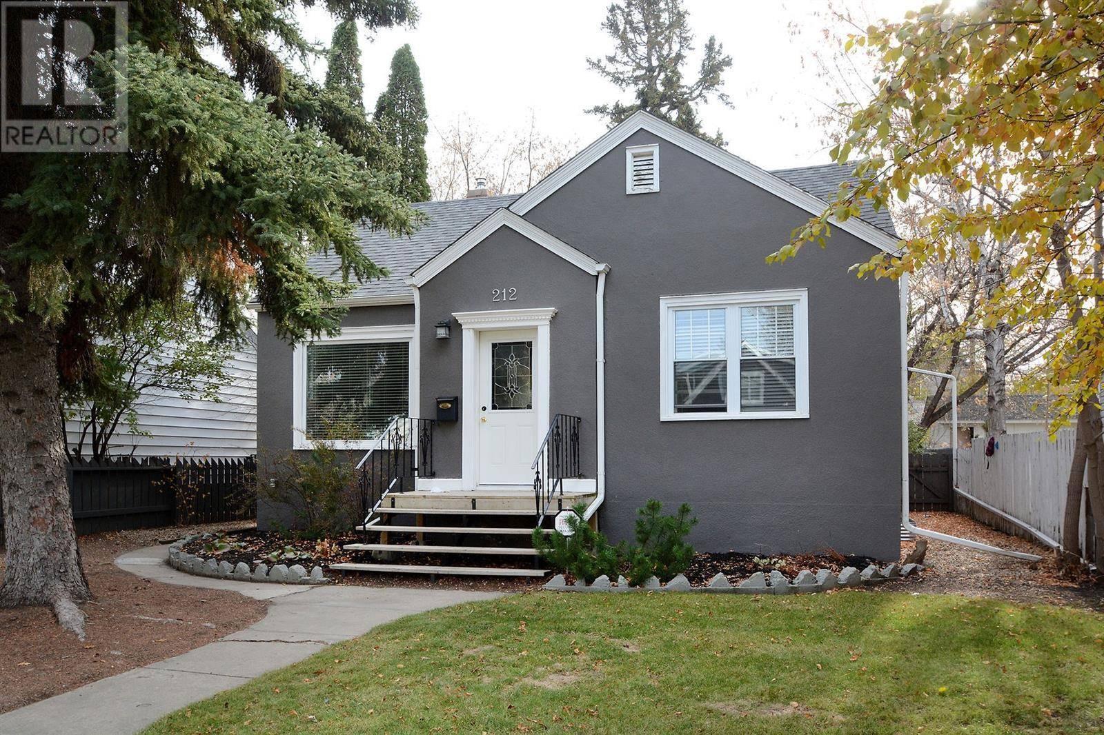 House for sale at 212 4th St Saskatoon Saskatchewan - MLS: SK789537
