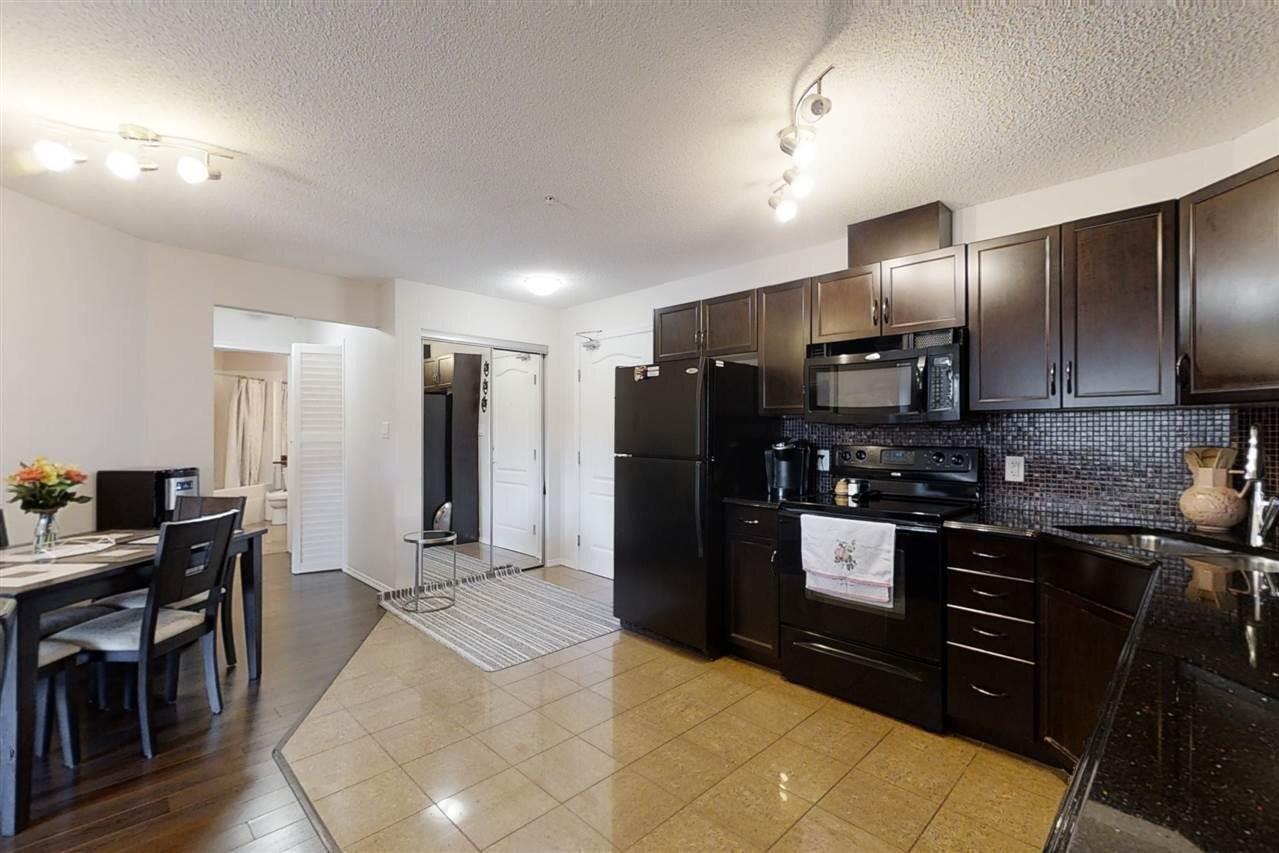 Condo for sale at 5951 165 Av NW Unit 212 Edmonton Alberta - MLS: E4220503
