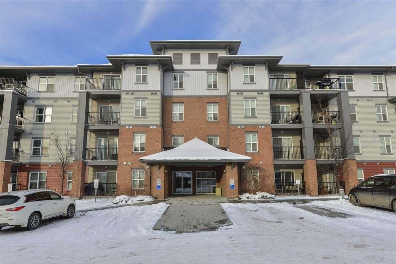 Condo for sale at 667 Watt Bv SW Unit 212 Edmonton Alberta - MLS: E4218110