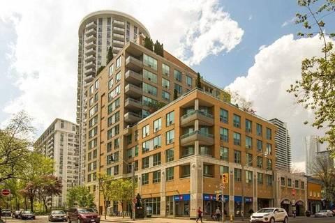 Condo for sale at 70 Alexander St Unit 212 Toronto Ontario - MLS: C4517560