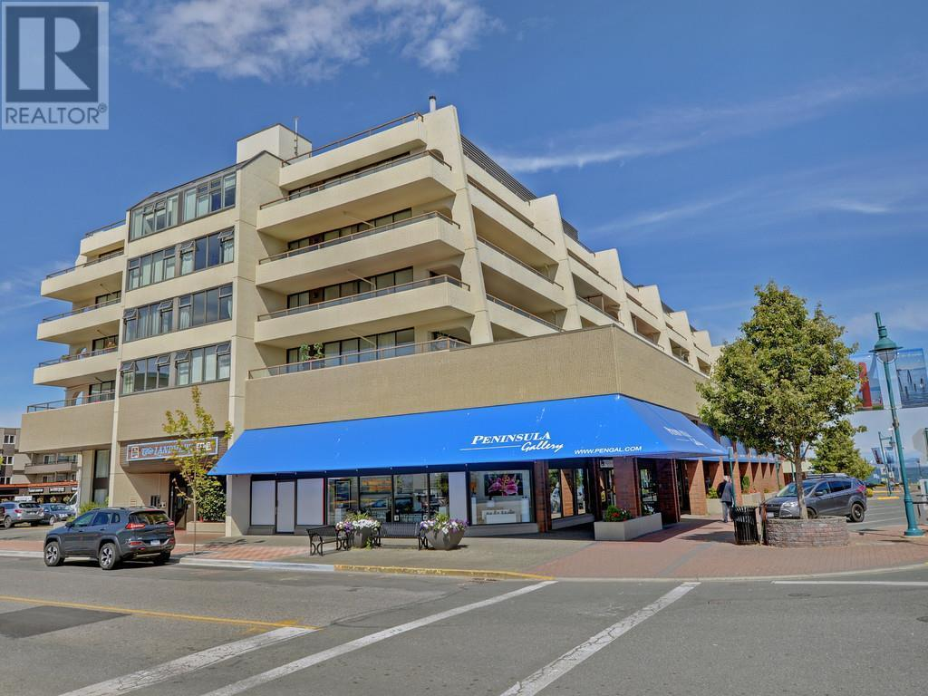 Buliding: 9805 Second Street, Sidney, BC