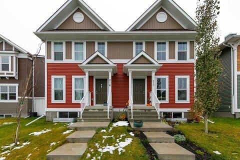 Townhouse for sale at 212 Auburn Meadows Blvd SE Calgary Alberta - MLS: A1046452