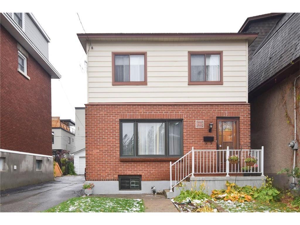 Removed: 212 Blackburn Avenue, Ottawa, ON - Removed on 2018-09-24 17:00:05
