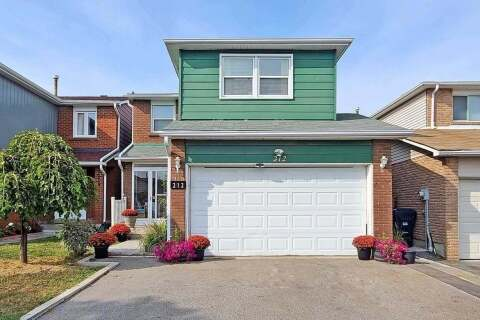 House for sale at 212 Braymore Blvd Toronto Ontario - MLS: E4930470