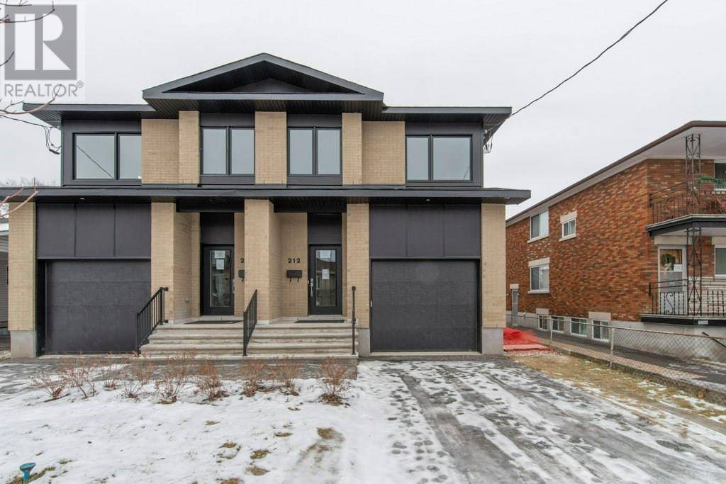 House for sale at 212 Columbus Ave Ottawa Ontario - MLS: 1176476