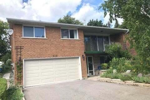 House for sale at 212 Confederation Dr Toronto Ontario - MLS: E4848816