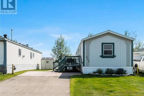 Residential property for sale at 212 Cree Rd Fort Mcmurray Alberta - MLS: fm0172972
