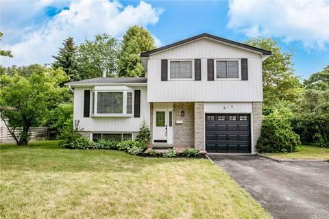 House for sale at 212 Deborah Wy Barrie Ontario - MLS: S4520956