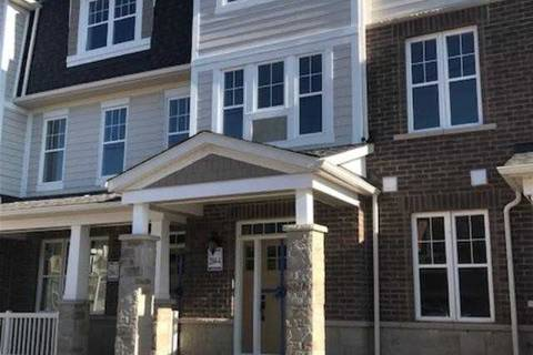 Townhouse for rent at 212 Harold Dent Tr Oakville Ontario - MLS: W4407244