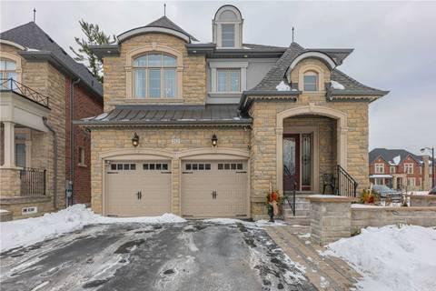 House for sale at 212 Headwind Blvd Vaughan Ontario - MLS: N4694955