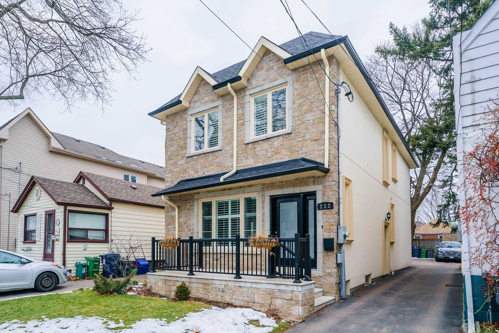 For Sale: 212 Holborne Avenue, Toronto, ON | 4 Bed, 4 Bath House for $1279000.00. See 35 photos!