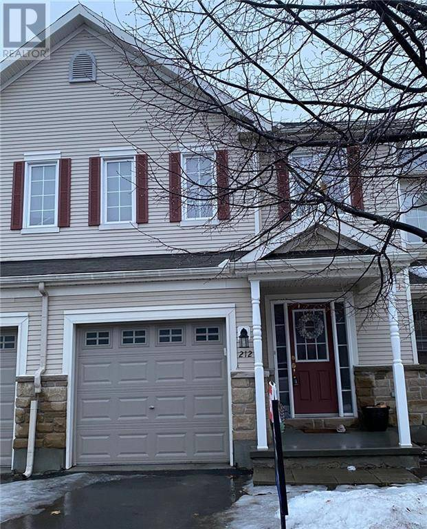 Townhouse for rent at 212 Idlewild Pt Nepean Ontario - MLS: 1178737