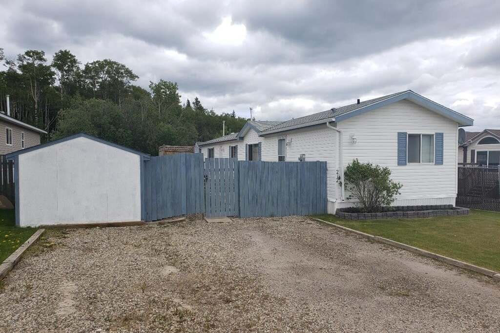 Home for sale at 212 Mawdsley Cres Grande Cache Alberta - MLS: A1005699