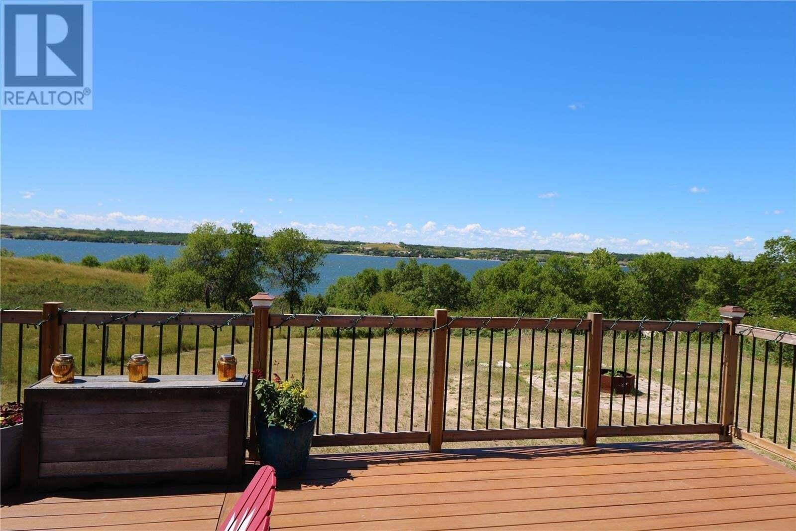 House for sale at 212 Mckillop Rd Last Mountain Lake East Side Saskatchewan - MLS: SK818801