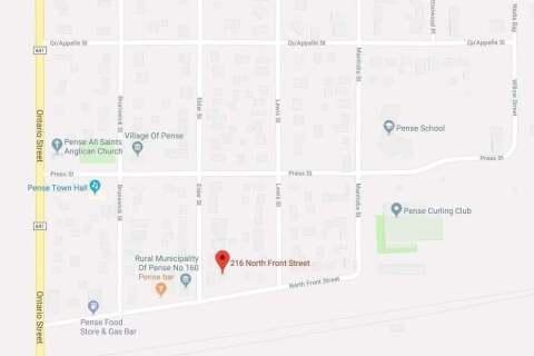 Residential property for sale at 212 North Front St Pense Saskatchewan - MLS: SK808670