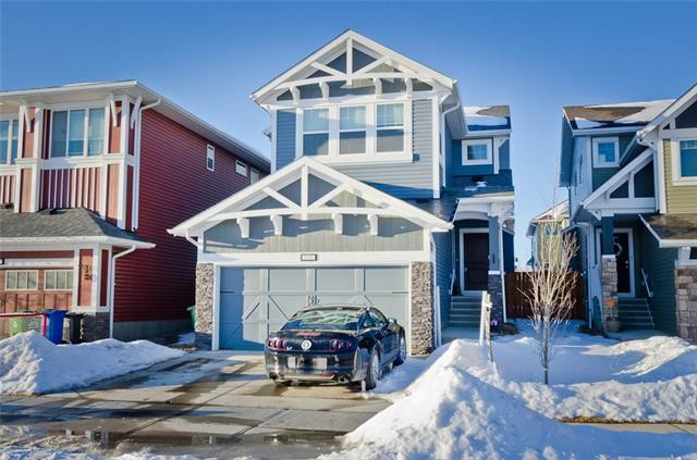 For Sale: 212 Paint Horse Drive, Cochrane, AB | 3 Bed, 3 Bath House for $470,000. See 39 photos!