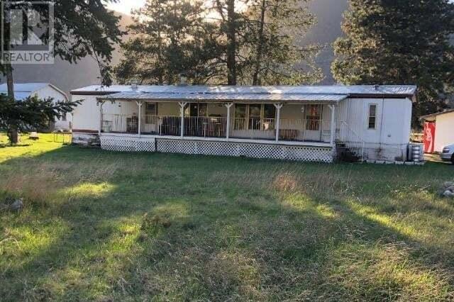 House for sale at 212 Sadlier Brown Road  Heffley British Columbia - MLS: 156550