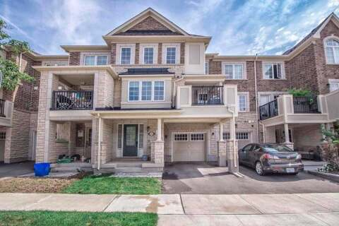 Townhouse for rent at 212 Sarah Cline Dr Oakville Ontario - MLS: W4863604