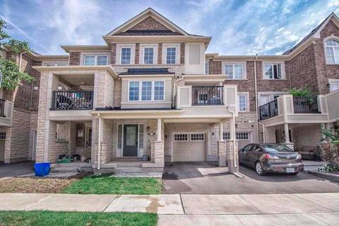 Townhouse for rent at 212 Sarah Cline Dr Oakville Ontario - MLS: W4522584