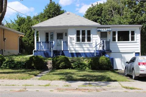 House for sale at 212 Shelbourne St Peterborough Ontario - MLS: X4550650