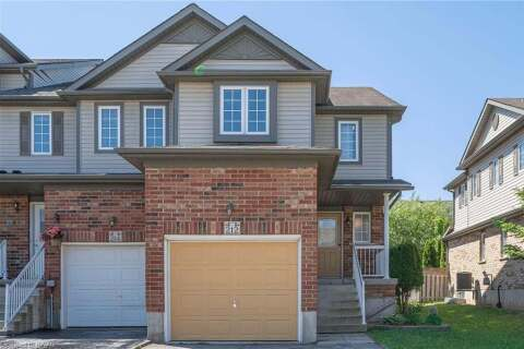 Townhouse for sale at 212 Sophia Cres Kitchener Ontario - MLS: 30814700