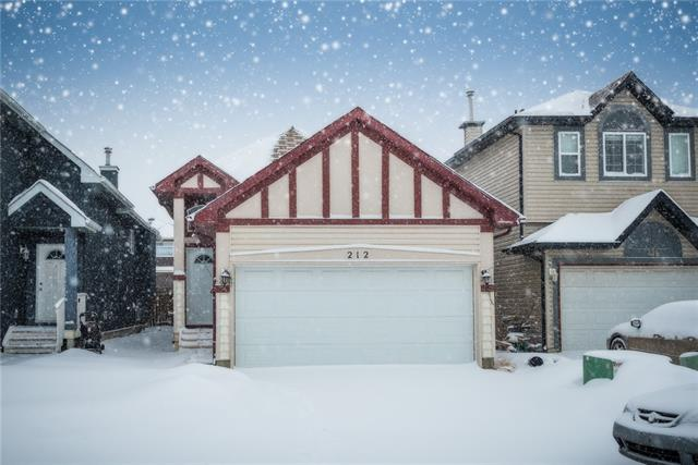 Sold: 212 Tarawood Place Northeast, Calgary, AB