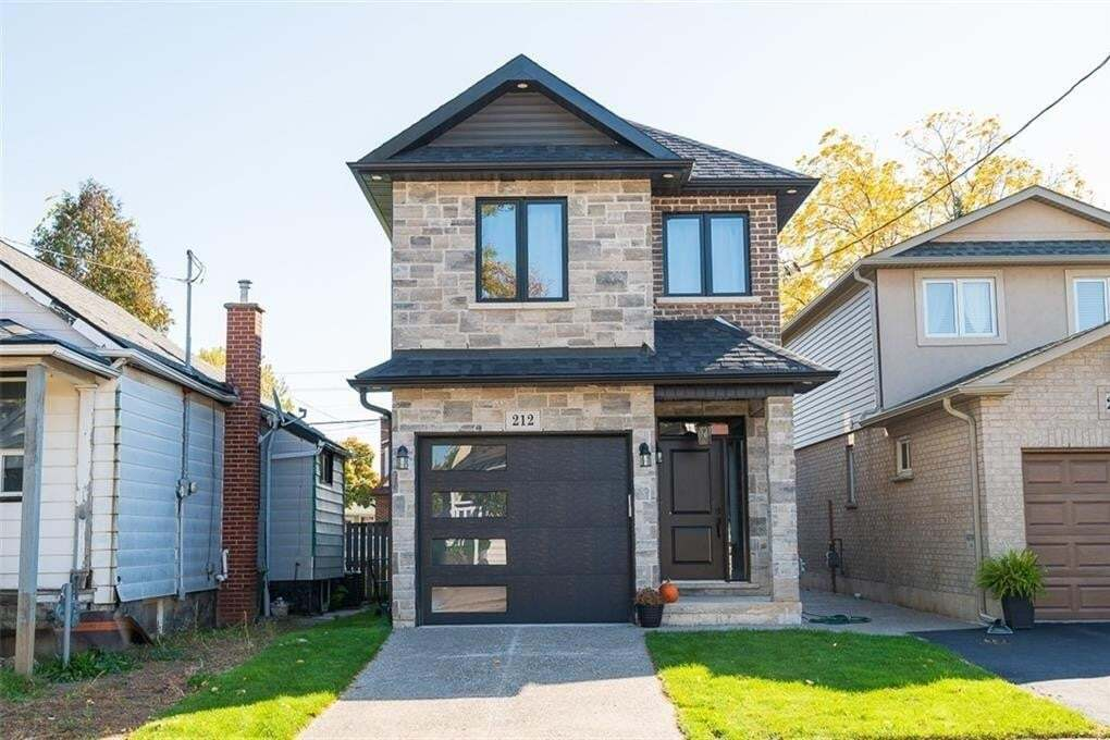 House for sale at 212 Weir St N Hamilton Ontario - MLS: H4080727