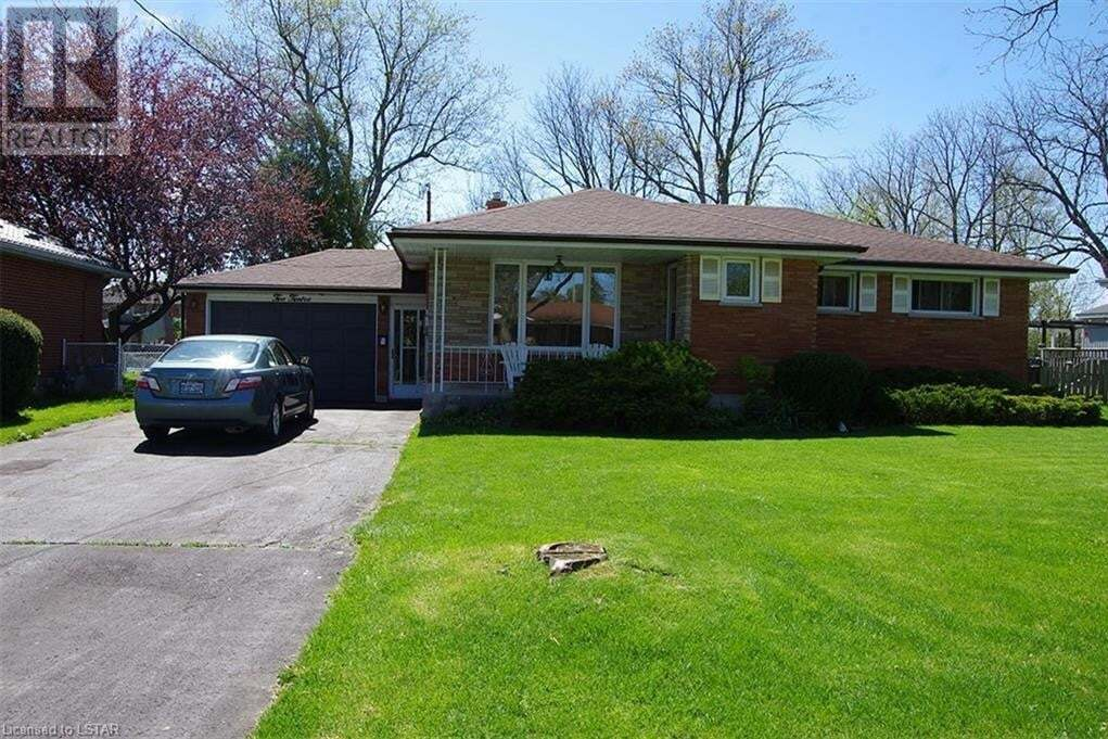 House for sale at 212 West St Belmont Ontario - MLS: 260041