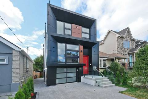House for sale at 212 Woodmount Ave Toronto Ontario - MLS: E4649419