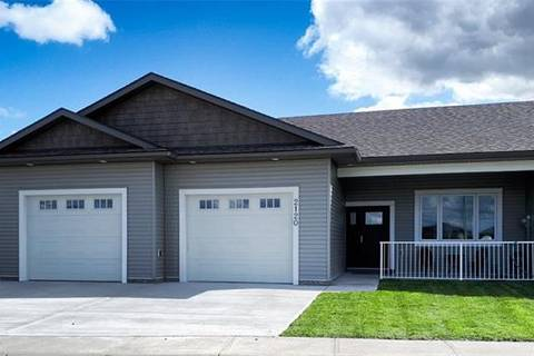 Townhouse for sale at 2120 30 Ave Nanton Alberta - MLS: C4270490