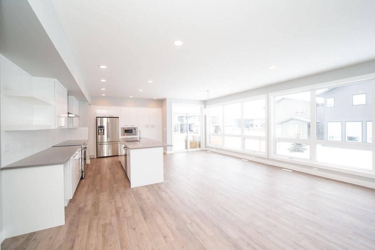 House for sale at 2120 Cavanagh Dr Sw Edmonton Alberta - MLS: E4152640