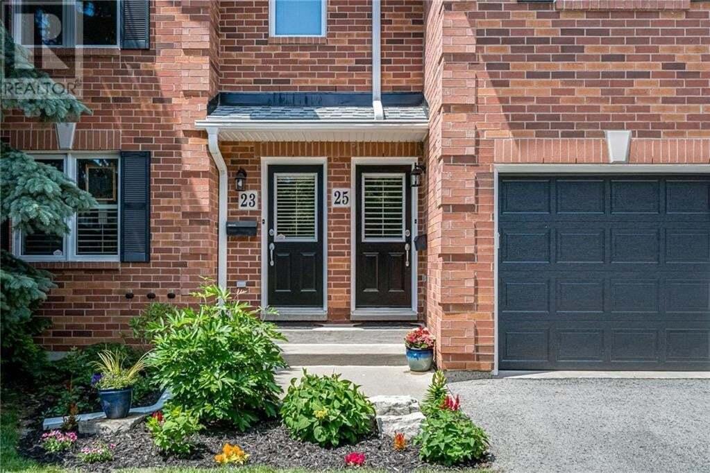 Townhouse for sale at 2120 Headon Rd Burlington Ontario - MLS: 30814242