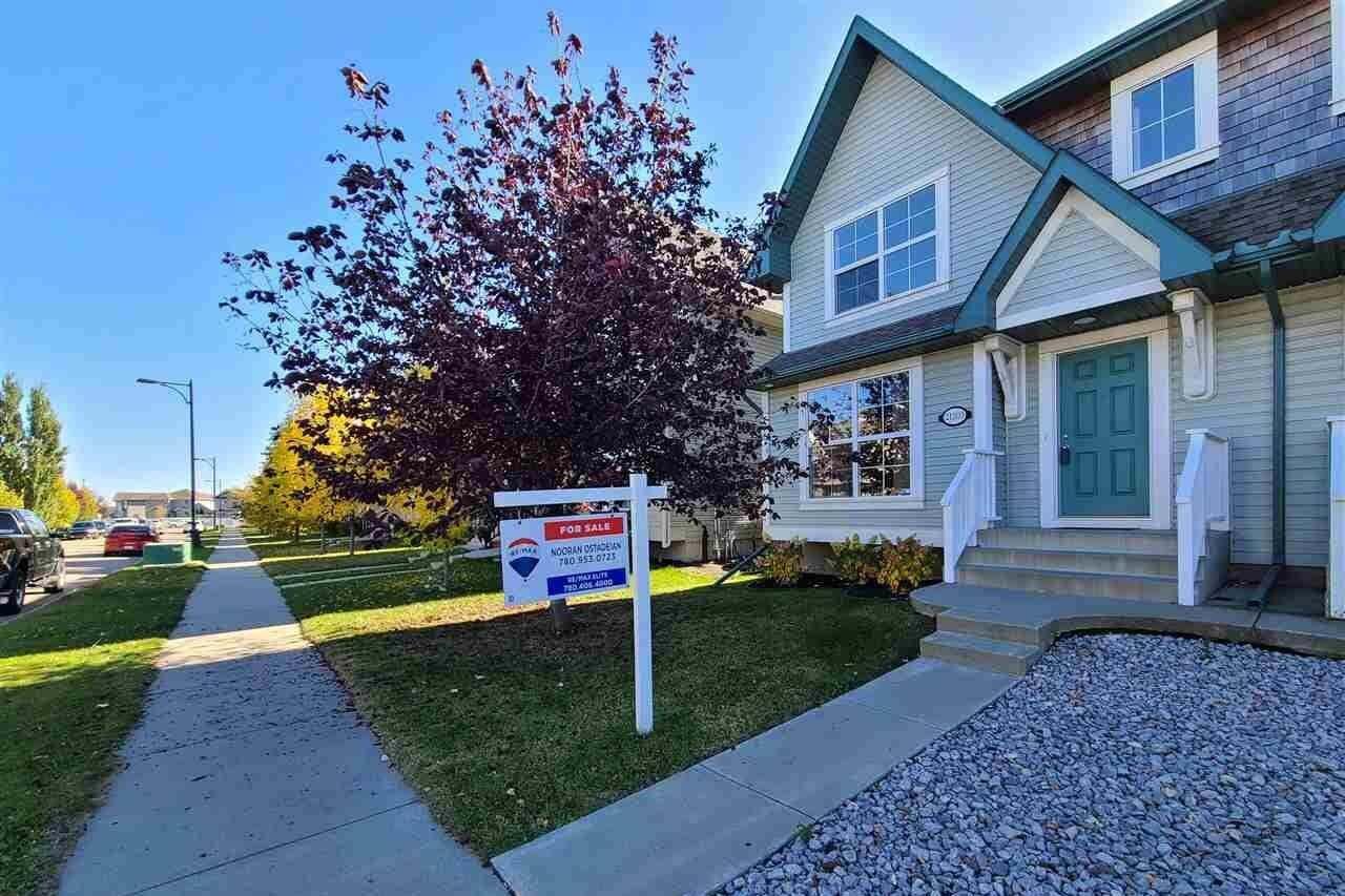 Townhouse for sale at 21203 60 Av NW Edmonton Alberta - MLS: E4208758