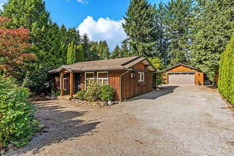 House for sale at 21203 Dewdney Trunk Rd Maple Ridge British Columbia - MLS: R2410152