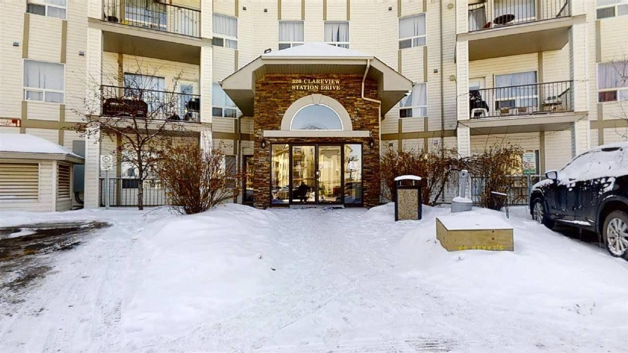 Condo for sale at 320 Dr. Dr Nw Unit 2121 Edmonton Alberta - MLS: E4192513