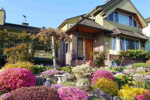 House for sale at 2121 Jefferson Ave West Vancouver British Columbia - MLS: R2349420