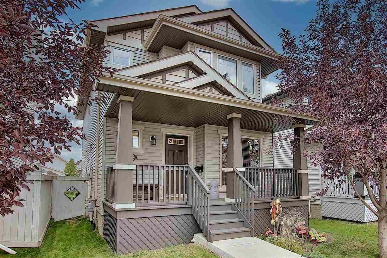 House for sale at 21212 58 Av NW Edmonton Alberta - MLS: E4215018