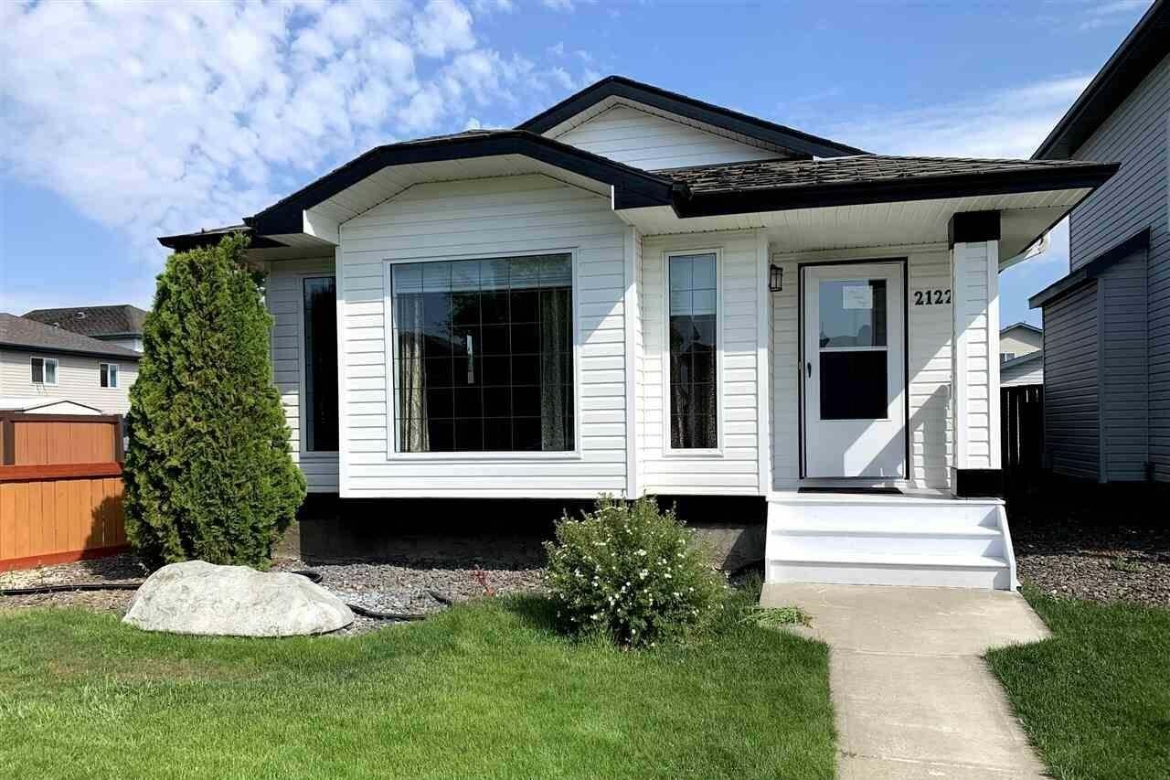 House for sale at 2122 36 Av NW Edmonton Alberta - MLS: E4208713