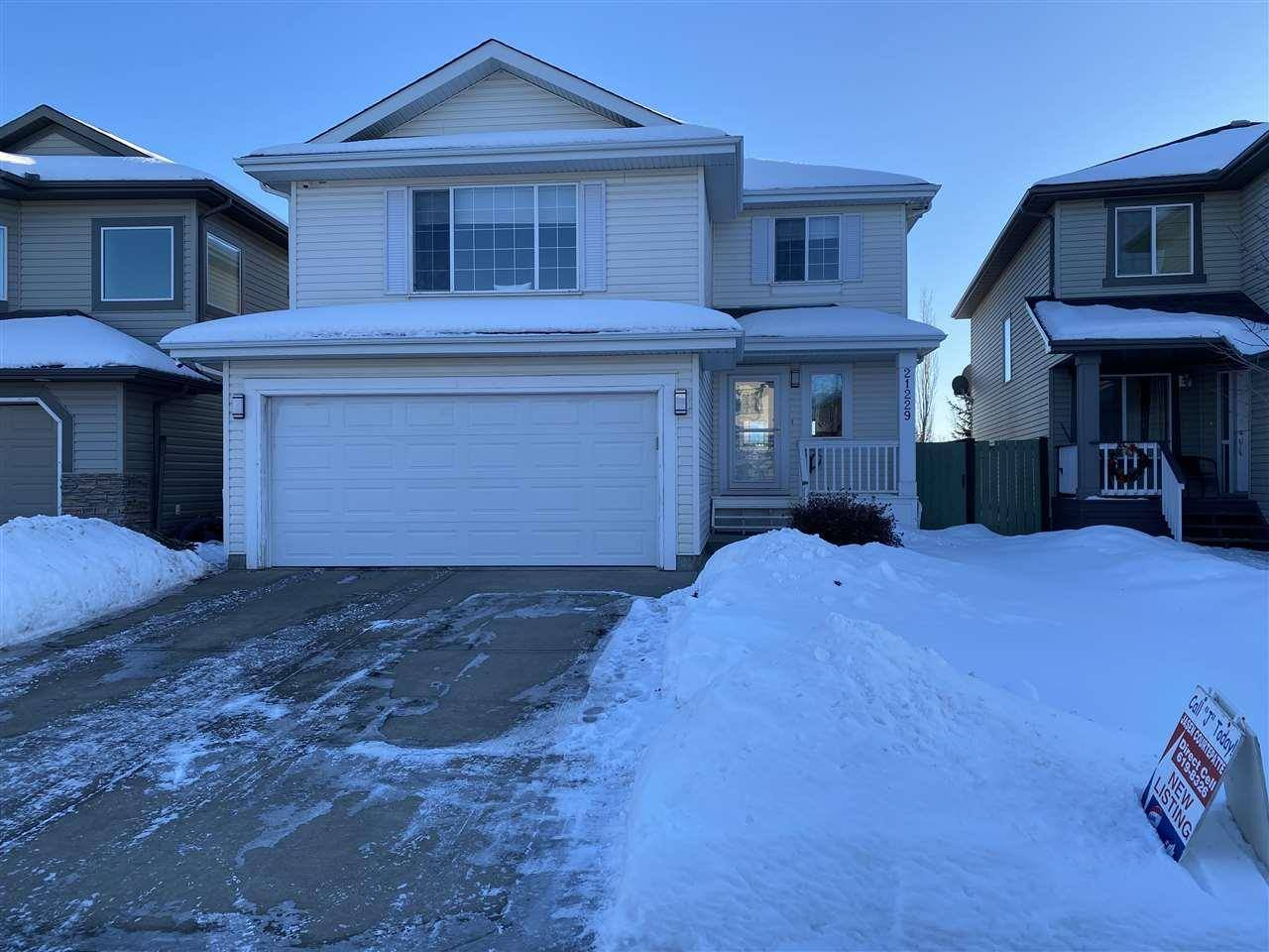 House for sale at 21229 88a Ave Nw Edmonton Alberta - MLS: E4186822